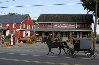 Charming Lancaster County in Amish Country