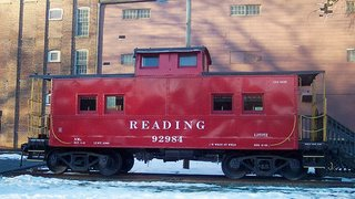 Historic Railroad Car