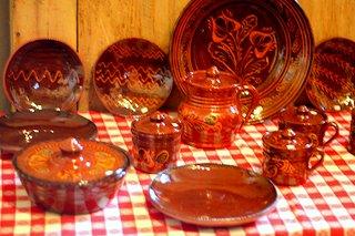Redware Dishware
