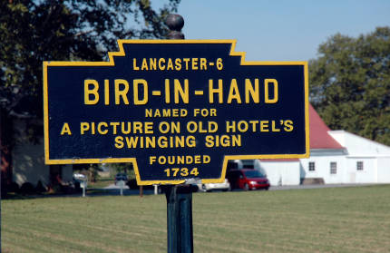 bird-in-hand-welcome-sign