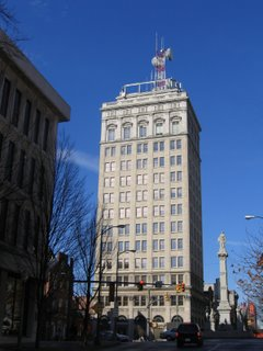 Griest Building in Downtown Lancaster City