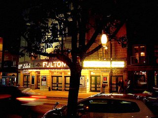 Historic Fulton Opera House in Downtown Lancaster