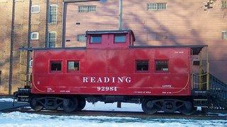 Historic Railroad Car